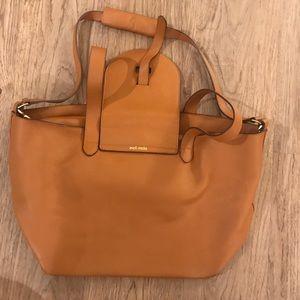 9eb7cf855aac4 Meli Melo Bags - Meli Melo Oliva Palermo Tan Large Thela Tote Bag